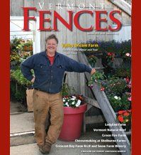 Fences Magazine Summer 2013 Cover